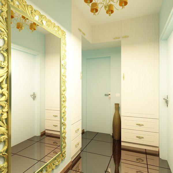 Проект на апартамент в кв. Гео Милев
