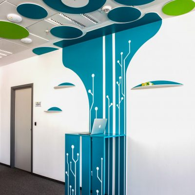 ScaleFocus Fusion Office Design